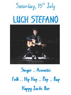 luch stefano 15 July